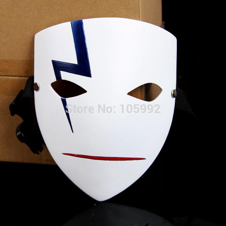 festa jardim japones : festa jardim japones:Festa-máscaras-tema-do-filme-máscara-japonês-Anime-sorrir-Hei-Lee
