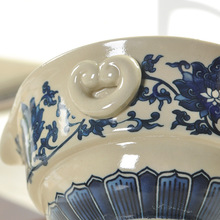 3pcs Set New 2015 Chinese Travel Tea Set Ceramic Portable Kung Fu Tea Set Teacup Chinese