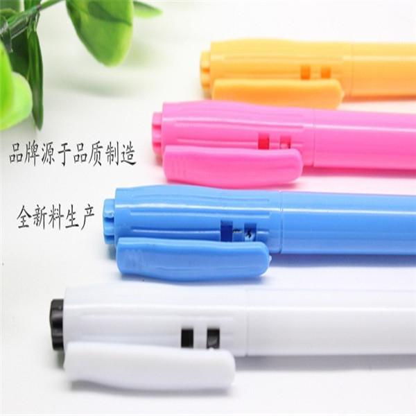 FREE SHIPPING48pcs/lot Blue Refill Advertisement Ball Pen Coloreful Press Ballpoint Pen Stationery Office/School Supplies #BP200(China (Mainland))