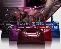 Free shipping handbag fashion trend in the new 2015 lady crocodile grain bride wedding package bag handbag