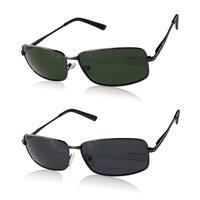 2015 New Cool TAC Fancy Lens Sun Glasses Unisex Metal Frame Polarized Sun Glasses for male and female
