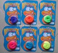 500pcs/lot EMS free shipping Russian text funny mr fuzzy magic twisty squirmles slideyz plush worm toy