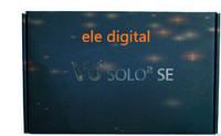 free ship Best quality  vu solo 2 SE twin tuner Satellite Receiver  Linux 1300 MHz CPU Mini Vu solo2 SE 1pc  china post