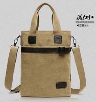 canvas shoulder messenger bag man handbag Vintage Cross-Body Laptop Bussiness Bag bolsos desigual 2015 new casual