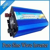 car inverter! 4000W Off  Pure Sine Wave Power Inverter 12V to 120V power inverter, Solar&Wind Inverter