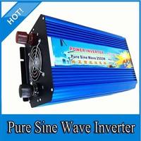 car inverter! 2500W Off  Pure Sine Wave Power Inverter 60V to 220V power inverter, Solar&Wind Inverter