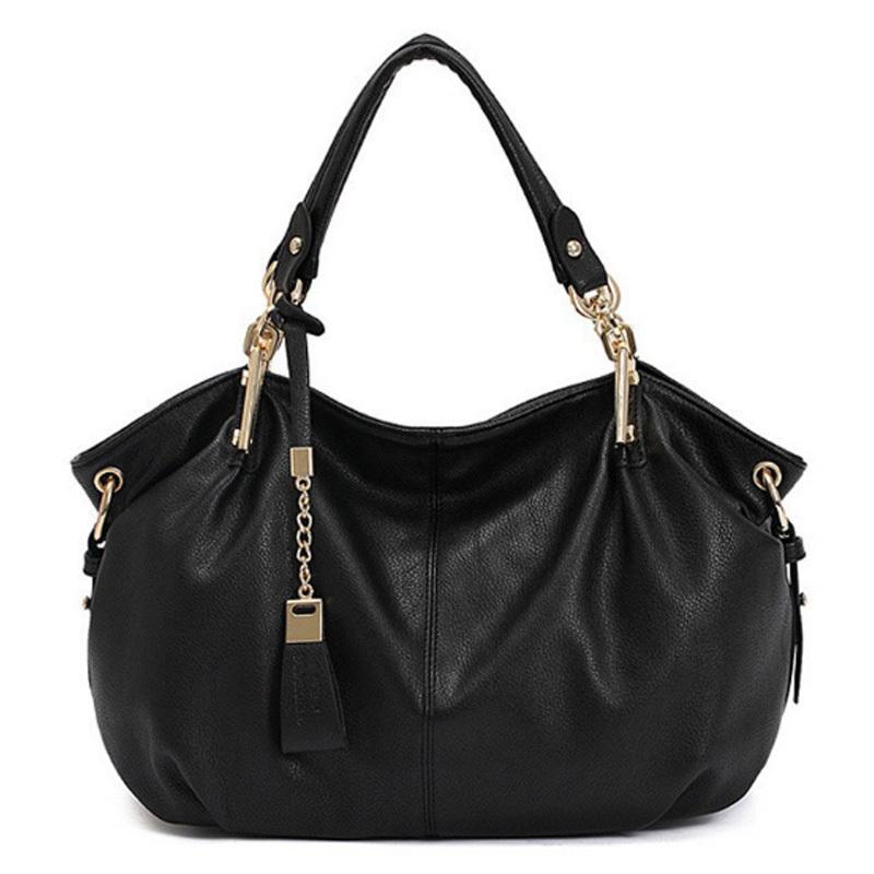 The new leather handbag Fashion leisure shoulder bag designer bags litchi grain women messenger bag leather killer packs O1004(China (Mainland))