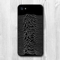 Joy Division Music Band Protective Cover Case For iPhone 6 Plus and 6 5 5S 5C 4 4S