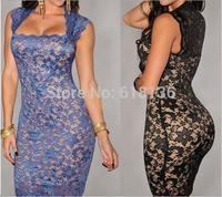 Women Summer Dress  Sexy Pencil dresses nightclub Bodycon Dress feminino e macaquinhos  Slim Lace vestidos vintage de festa