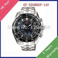 2015 NEW EF-550RBSP-1AV EF-543D-1AV EF-527D-1AV EF-550FG-9AV Men's Watch With 550 543 527 1/20 Pendulum Function Swing Function
