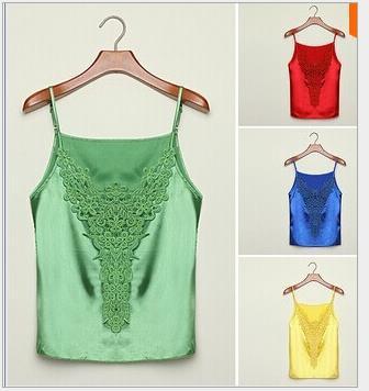 Женские блузки и Рубашки Women shirts 2015 Blusinha Guipir blusas 4