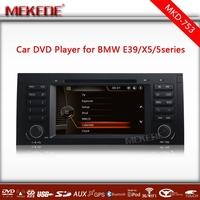 "High performance A10+DSP 7"" HD Car DVD player HeadUnit stereo for 5 Series X5 E53 M5 E39 GPS Video IPOD Canbus FM 10EQ band"