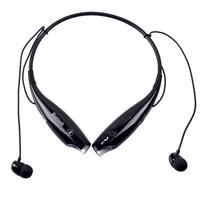 HV-800 Stereo wireless Bluetooth Headset HV800 neck halter style type headset Bluetooth 4.0 headset with earphones