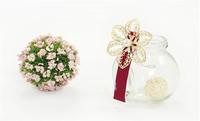 Fashion Women Girls Pearl Flower Shape Hollow Hairpin Party Dress Accessories Hair Barrette Clip