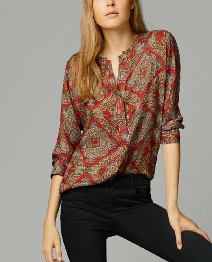 Интернет Магазин Женские Блузки Рубашки В Челябинске