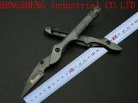 Free shipping boker swan knife 343 mini folding knife .color box packaging alumium handle