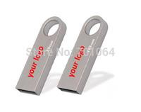 Free shipping: 8GB 4GB NO.1 quality & real capacity metal usb flash drive with logo engraved