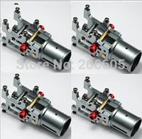 4PCS CNC Aluminium 1050 Folding Arm Components D25 Tube for Quadcopter