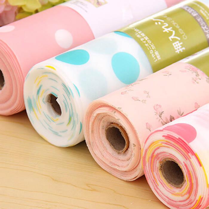 New Cute Dots Foam Insulation Closet Wardrobe Drawer Placemats Dining Table Mats(China (Mainland))