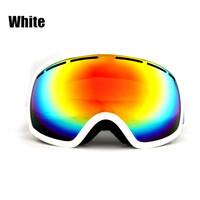2015 New Goggles Men Women Anti-fog Double Lens Ski Goggles Glasses Mask Outdoor Glasses Snowboard Ski Goggles