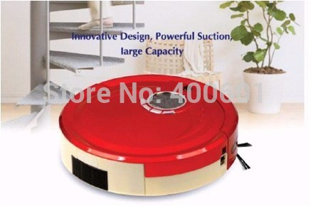 Automatic Intelligent Vacuum Cleaner Cleaning Robot(China (Mainland))