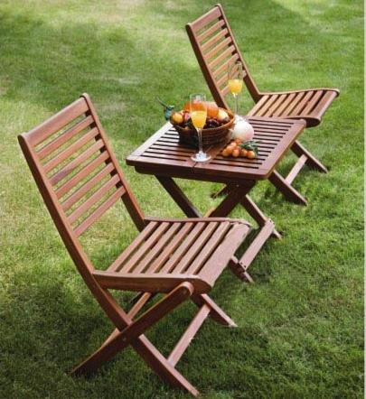 Yixuan vine - high-grade wooden garden furniture outdoor furniture leisure furniture folding chairs wood chairs 619(China (Mainland))