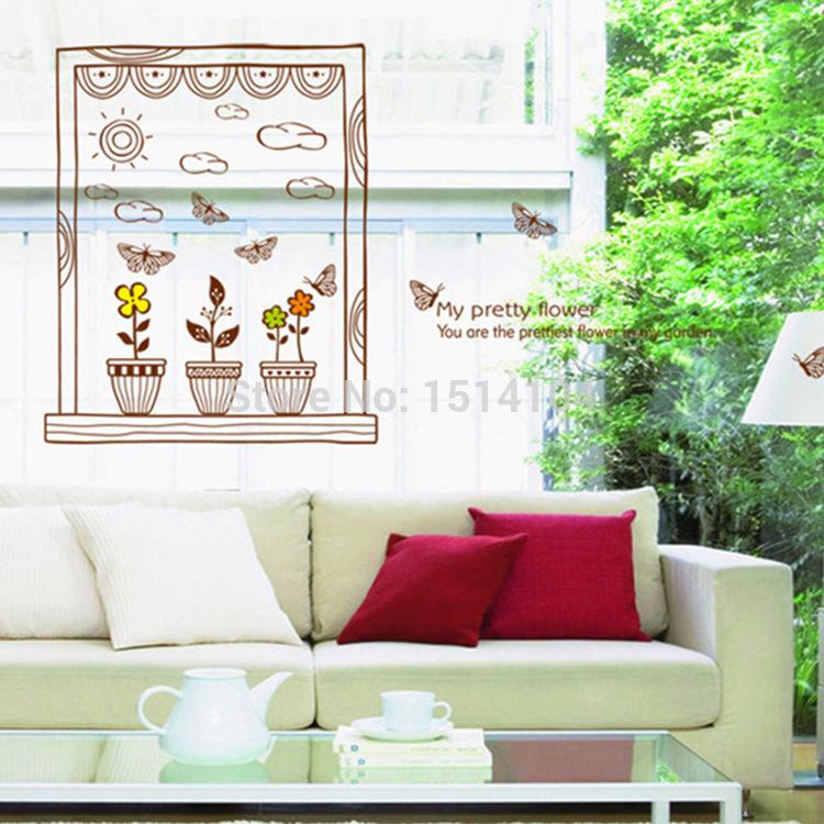 Online kopen Wholesale muurstickers ikea uit China muurstickers ikea Groothandel   Aliexpress com