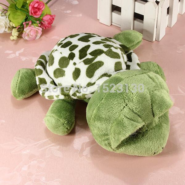 21 x 20cm Super Cute Big Eyes Turtle Tortoise Doll Stitch Plush Toys Girls Baby Turtle Toy Gift For Childrens Birthday(China (Mainland))