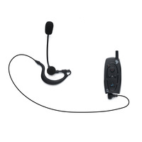 2015 NEW 2 X Bluetooth Intercom For Bicycle Hiking and Adventure for Phone, Bluetooth Audio/GPS Devices (One Pair)