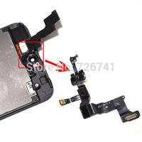 Original Proximity Light Sensor Flex Cable with Front Face Camera for iPhone 5S