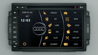 8 inch Car DVD Player for 2004-2006 Chrysler 300C/JEEP Grand Cherokee/ Aspen/ Commander GPS Radio Bluetooth TV,3G