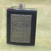 8 OZ Jack daniels hip flask