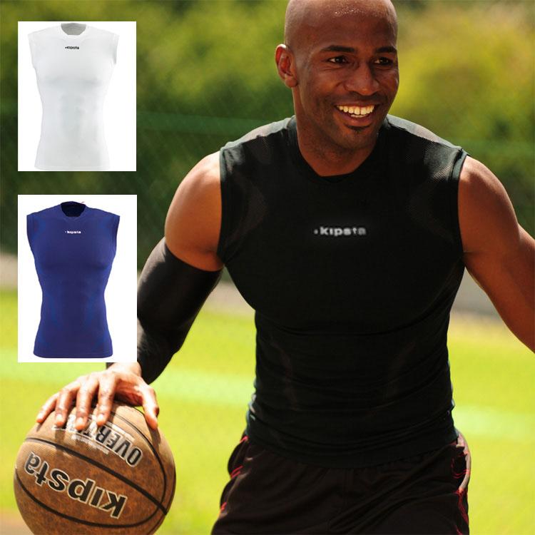 Men spike high elastic sports football basketball sleeveless leotard drying breathable vest PRO treadmill(China (Mainland))