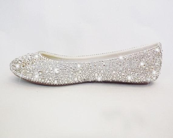 Bling Flat Wedding Shoes Bling Flats Wedding Price