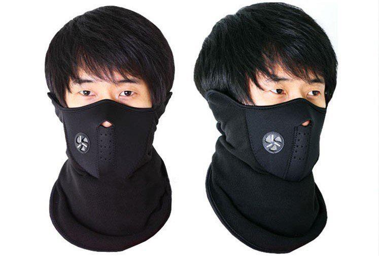 CS Mask High Quality Face Wind Mask Veil for Ski Snowboard Bike Motorcycle Hiking Mask Neck Neoprene Winter Warm(China (Mainland))