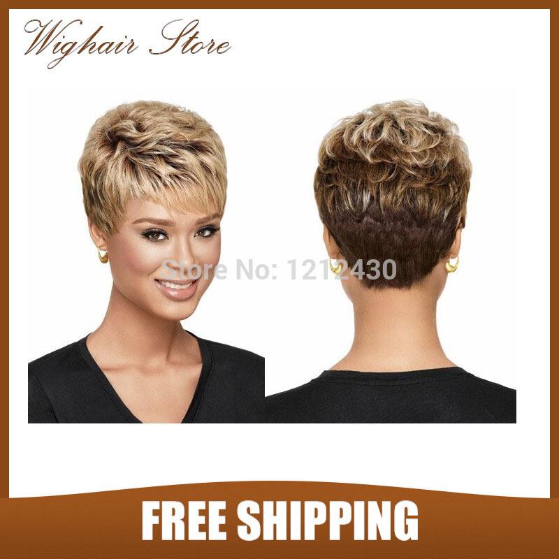 Cortes de cabello ondulado para mujeres mayores
