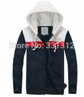 2015  Knitted fleecy mens hoodies,crop hoodies,pullover hoodie
