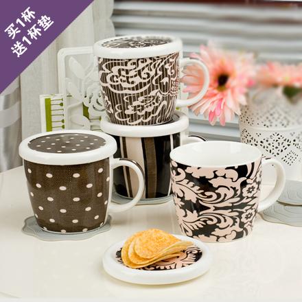New bone china color mug Coffee Tea Cup Black And White Cat Animal Milk Ceramic Lovers Drink Mug Cute Drinkware Creative Gifts(China (Mainland))