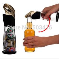 Beer opener. A bottle open a bottle of beer,LOL~ storage bottle opener,multi-function  bottle opener