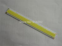 5W COB led strip surface light source Energy-Saving stripe lights Bead Panel cob Rectangular 140X15mm for DIY 2pcs/lot