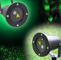 Outdoor IP67  waterproof Laser light,elf light christmas lights outdoor laser projector, garden green firefly light projector