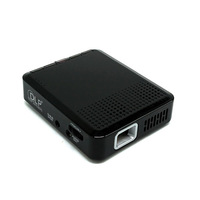 New model of WEJOY DL-S30,640*480 resolution led mini projector, personal phone projector and pocket business projector.