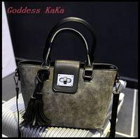 Women Handbag New arrival 2015 Fashion Matte design women shoulder bag bolsas feminina Messenger bag Tote HD001
