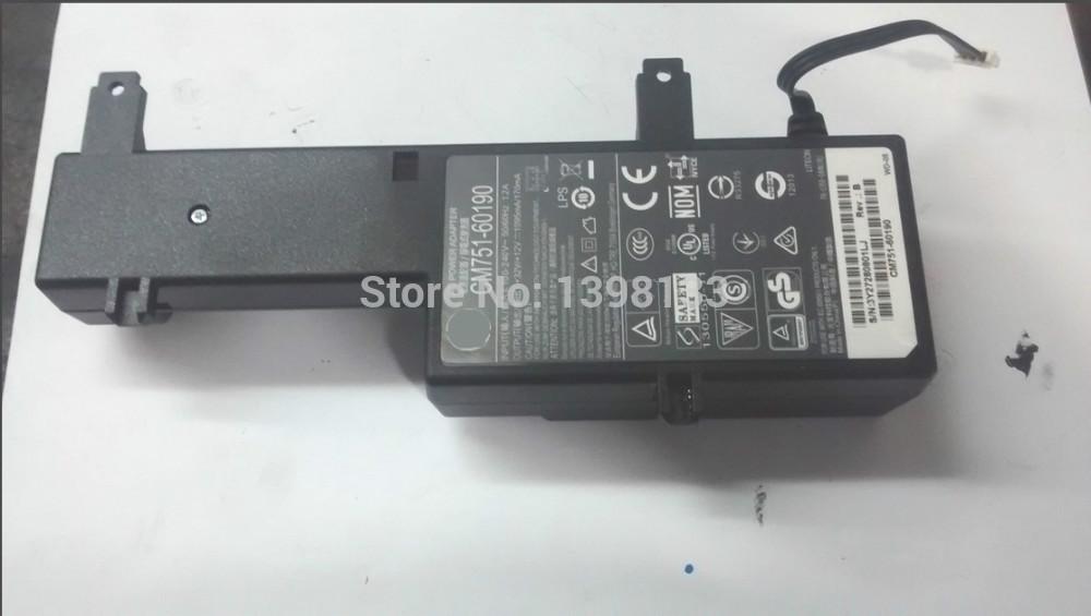 Original CM751-60045 32V 12V / 1095mA 170mA AC Power Adapter Charger for HP 8100 8600 Printer(China (Mainland))