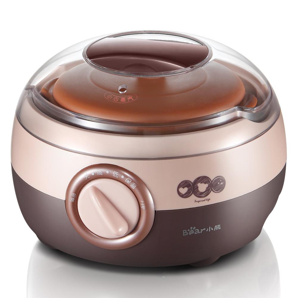 Bear/ bear electric energy saving stew pot BB boil 1.2 liters 3 adjustable genuine direct(China (Mainland))
