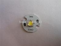 16mm Board CREE XML T6 10W high power LED Emitter/Bulb For Flashlight DIY 10pcs/lot
