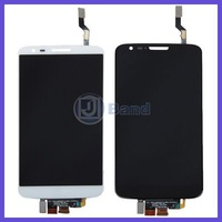 "100% work Black & White LCD For LG Optimus G2 VS980 LCD Display Touch Screen with Digitizer Assembly with ""verizon"" logo"