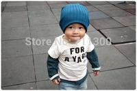 2015 New fashion baby boys&girls cap Kids hats Cotton Beanie Infant cap children accessories Free Shipping