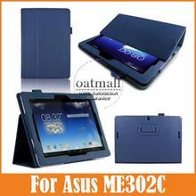 Folio Case For Asus MeMO Pad FHD 10 PU Leather Stand Cover Case For Asus MeMO Pad FHD 10 Smart ME302C 10.1 Inch cases