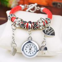 14 autumn vintage women's bracelet watch fashion gift watch girlfriend gifts honey